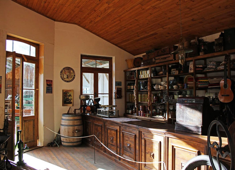 Museo de los colonos en Trevelin