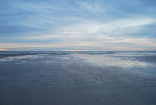 Playas Doradas en Río Negro.