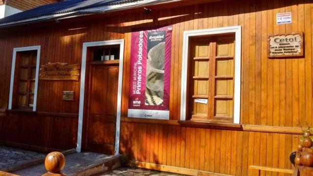 Museo Primeros Pobladores en San Martín de los Andes.