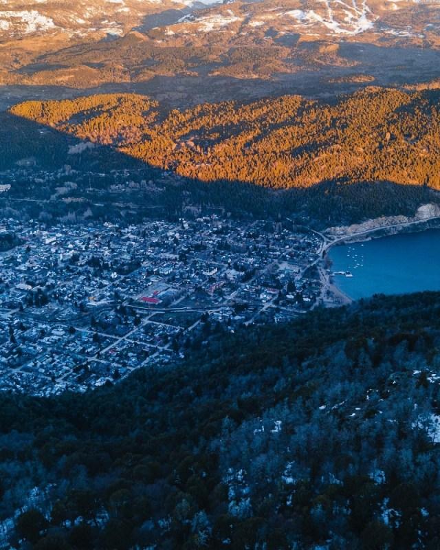 San Martín de los Andes, uno de los destinos de la Patagonia más elegidos.