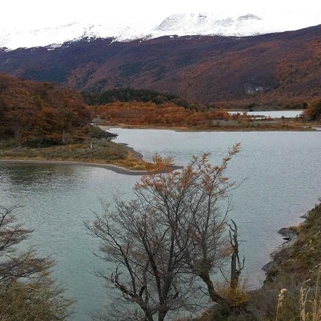 Laguna Verde, Tierra del Fuego.