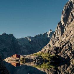 Refugios Bariloche.