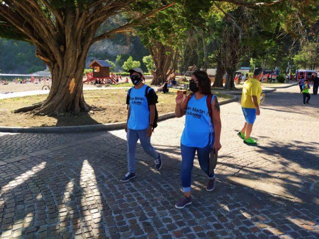 Anfitriones Turísticos en San Martín.