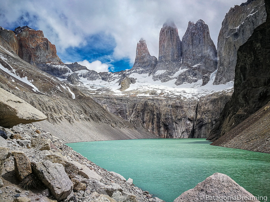 How To Do The W Trek Without Reservations In Torres Del