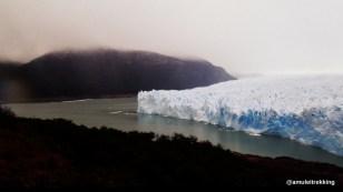 perito moreno glacier, in santa cruz , patagonia argentina