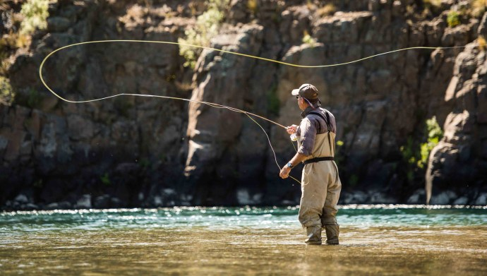 Patagonia Fly Fisherman