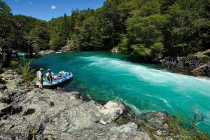 Rio Manso Lodge - Patagonia Fly Fisherman