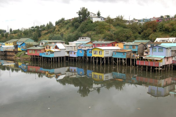Unesco Wooden Churches route of Chiloé, Patagonia Chile