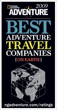 The Besta Adventure Travel Companies on Earth