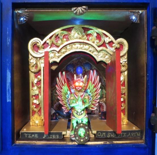 Balinese Cuckoo Clock