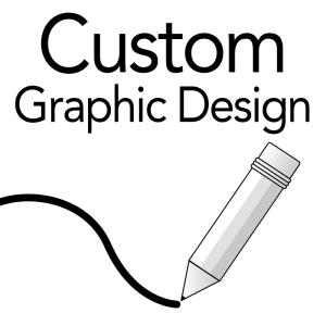 Custom Graphic Design - PB Web and Graphic Design