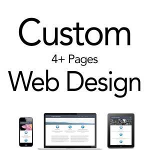 PB Web and Graphic Design Offering Custom Web Design