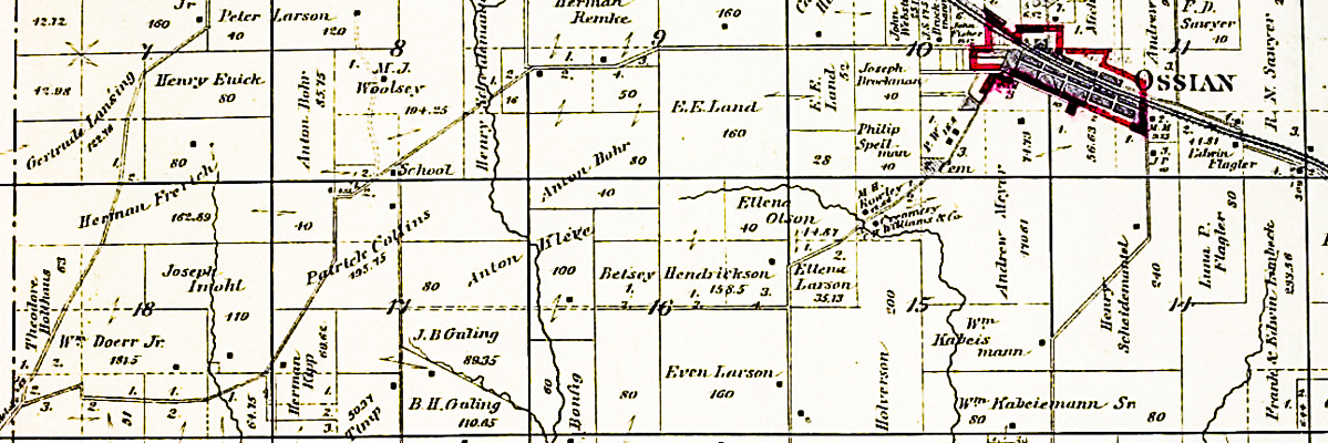 Sample of Township Map