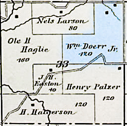 Section 33-1886 Military Township