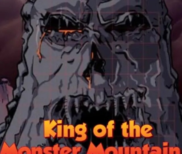 King Of The Monster Mountain Weekend Creative Events And Gaming Tournament For All Ages