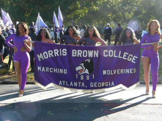 Morris Brown College is Still Here and Celebrating Homecoming All Week Long