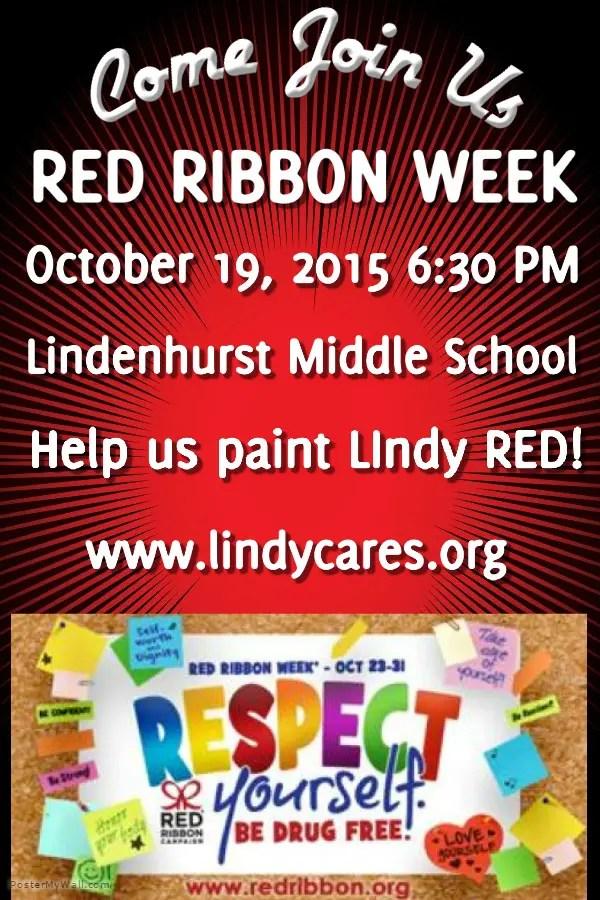red ribbon week # 48