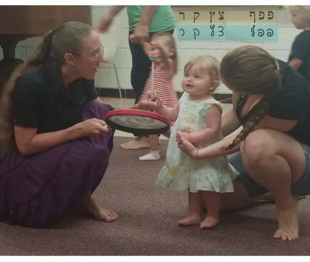 Free Infant Toddler Music Classes