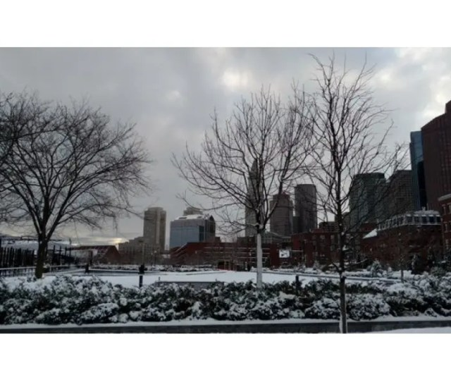 Boston Weather Snow Incoming But Should Be Manageable