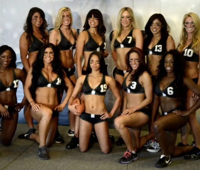 Players Sexy Yes But Its Football First