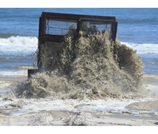 Beach Replenishment Project Concludes In Sea Isle City Three Years After Sandy
