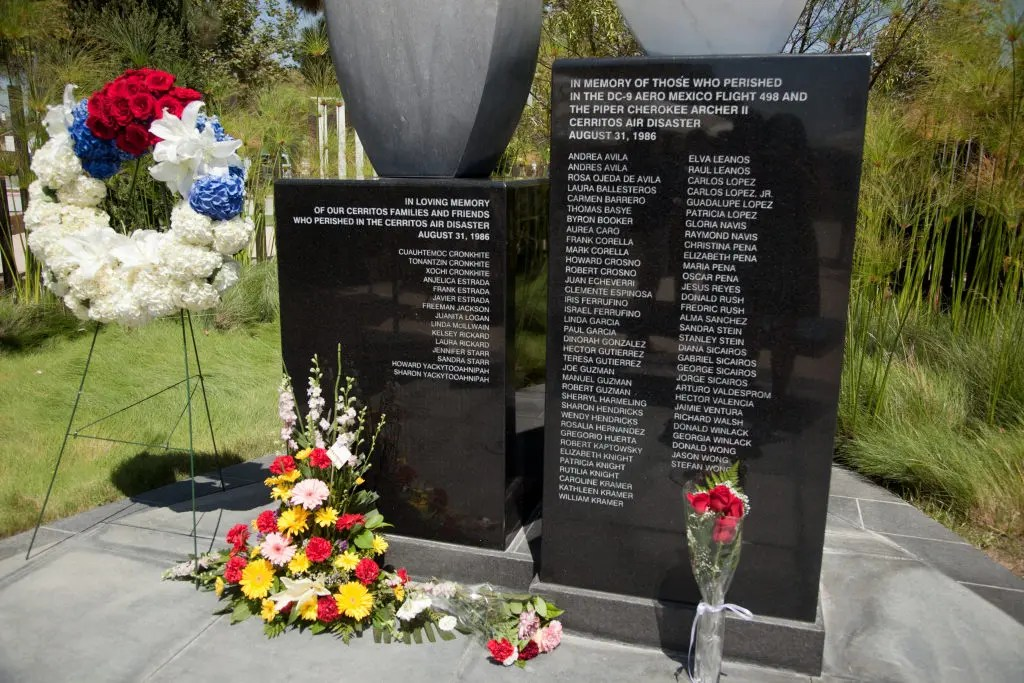 Remembering Those Who Perished In The Aug 31 1986
