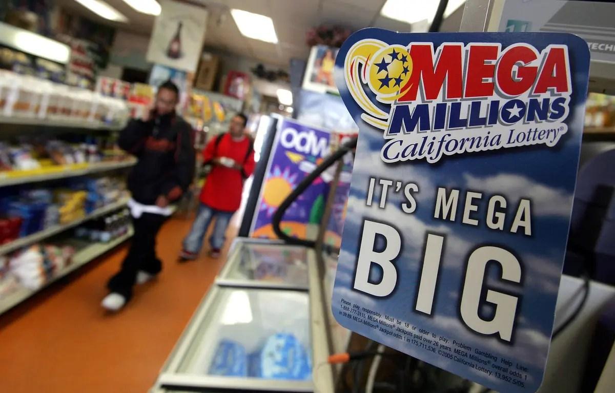 Mega Millions $1.6 Billion Draw: 10 Biggest Lottery