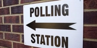 Polling Places for Cal Primary Now Open