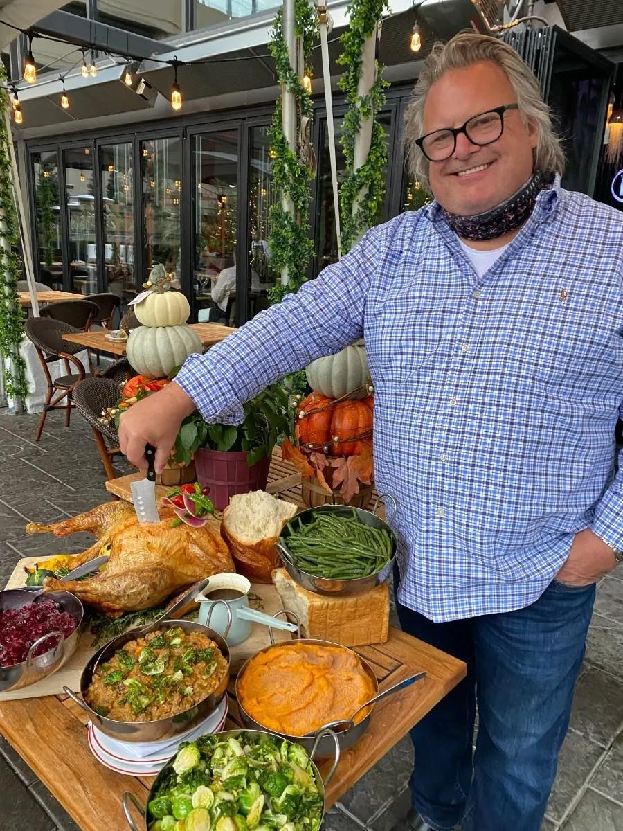 Asbury Kitchen by David Burke to Serve Thanksgiving Dinner Dine-I