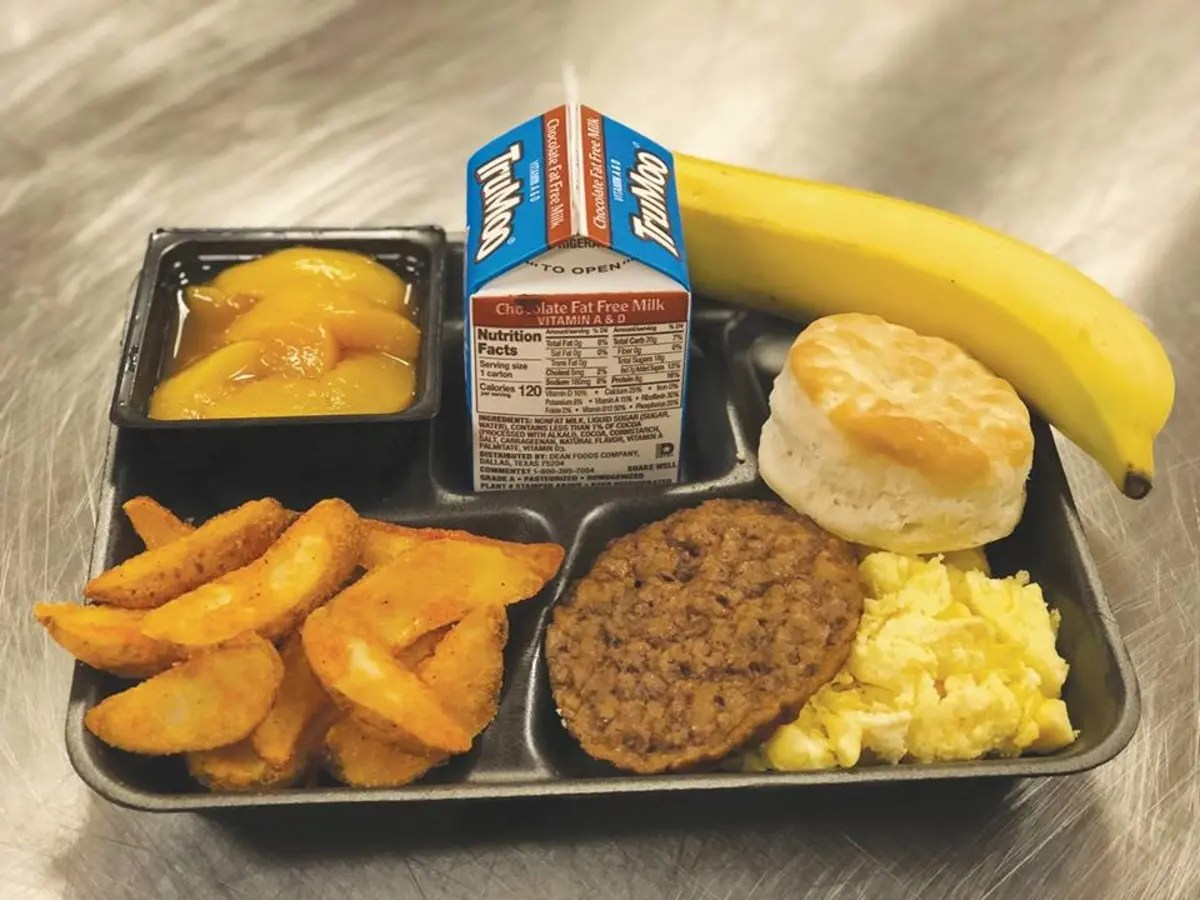 Ccsd Celebrating National School Lunch Week