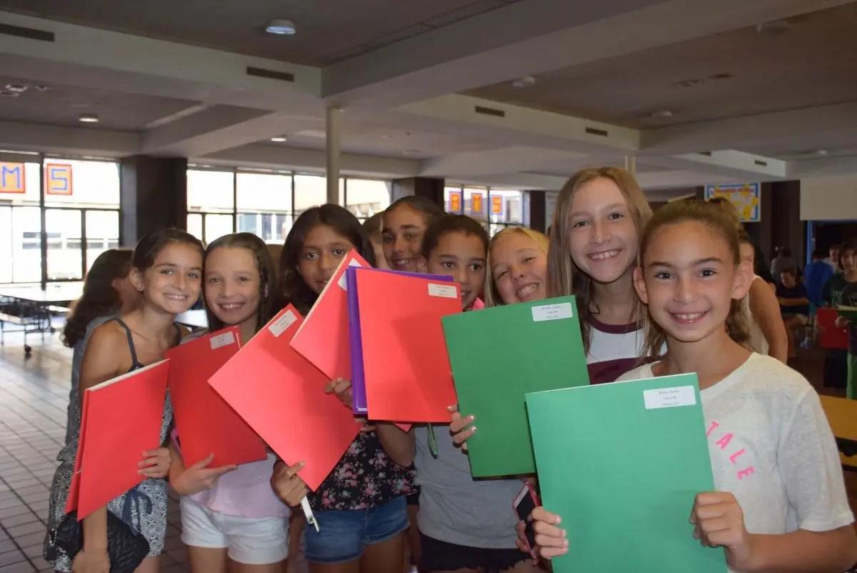 Smithtown Middle Schools Host Summer Orientation Programs