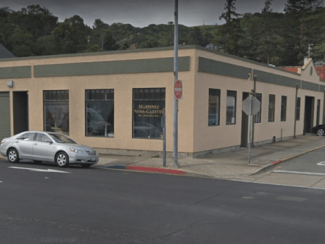 Martinez News-Gazette, 802 Alhambra Ave., Martinez