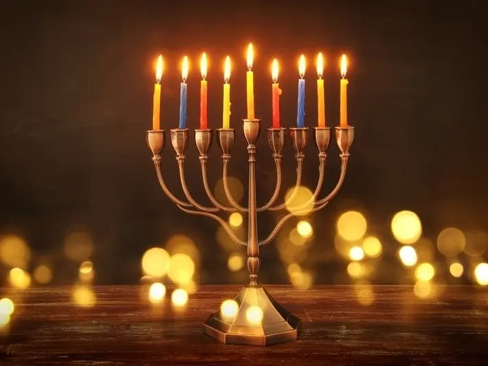 hanukkah celebrations set around los
