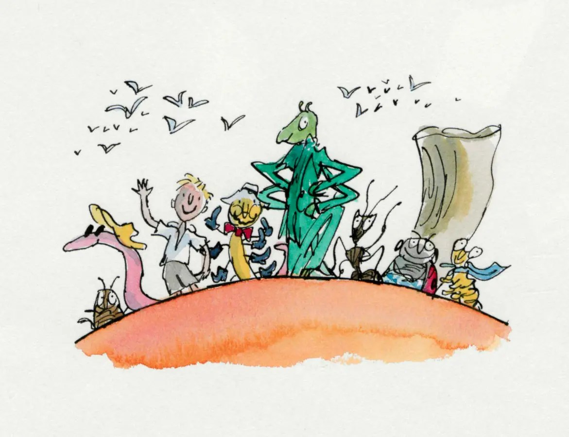 Auditions For Family Friendly Roald Dahl Theatre