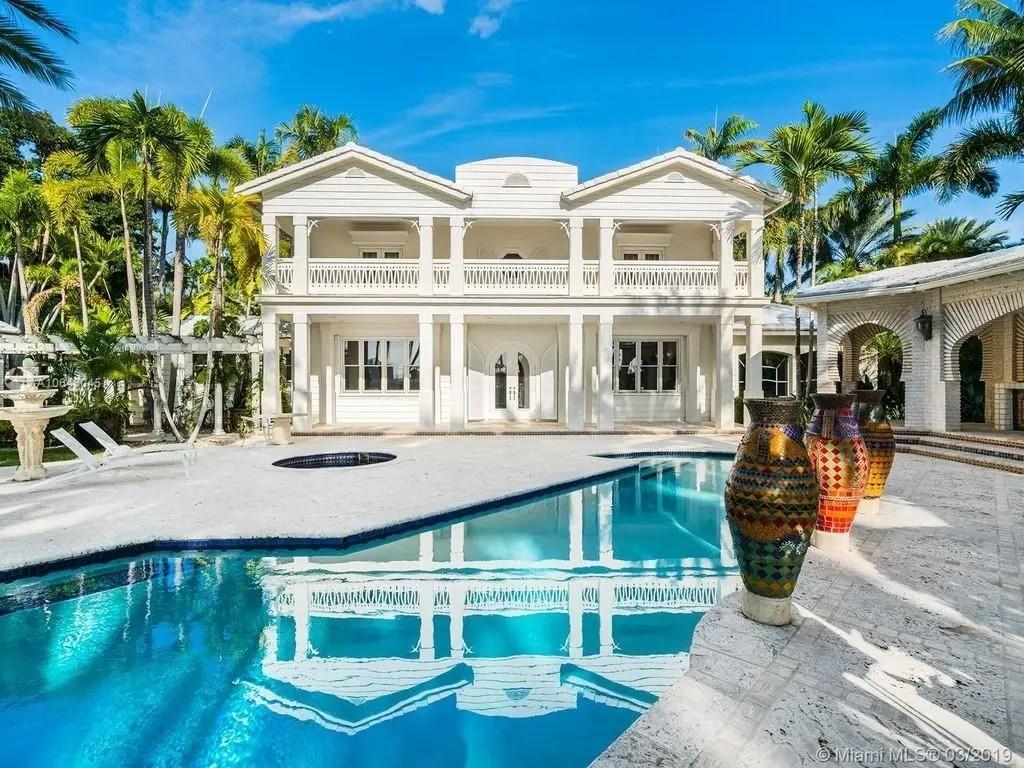 Exclusive Star Island Waterfront Mansion In Miami Beach Miami Fl Patch