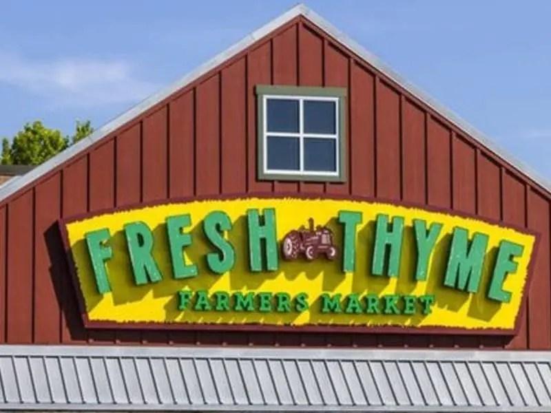 Fresh Thyme Locations Illinois