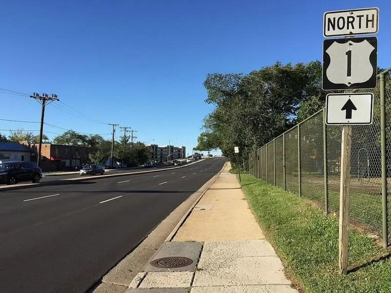 Georgetown Street Renaming