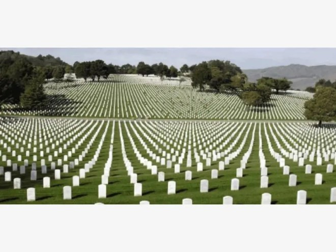 Want to be Buried in Arlington National Cemetery? It's Not Easy ...