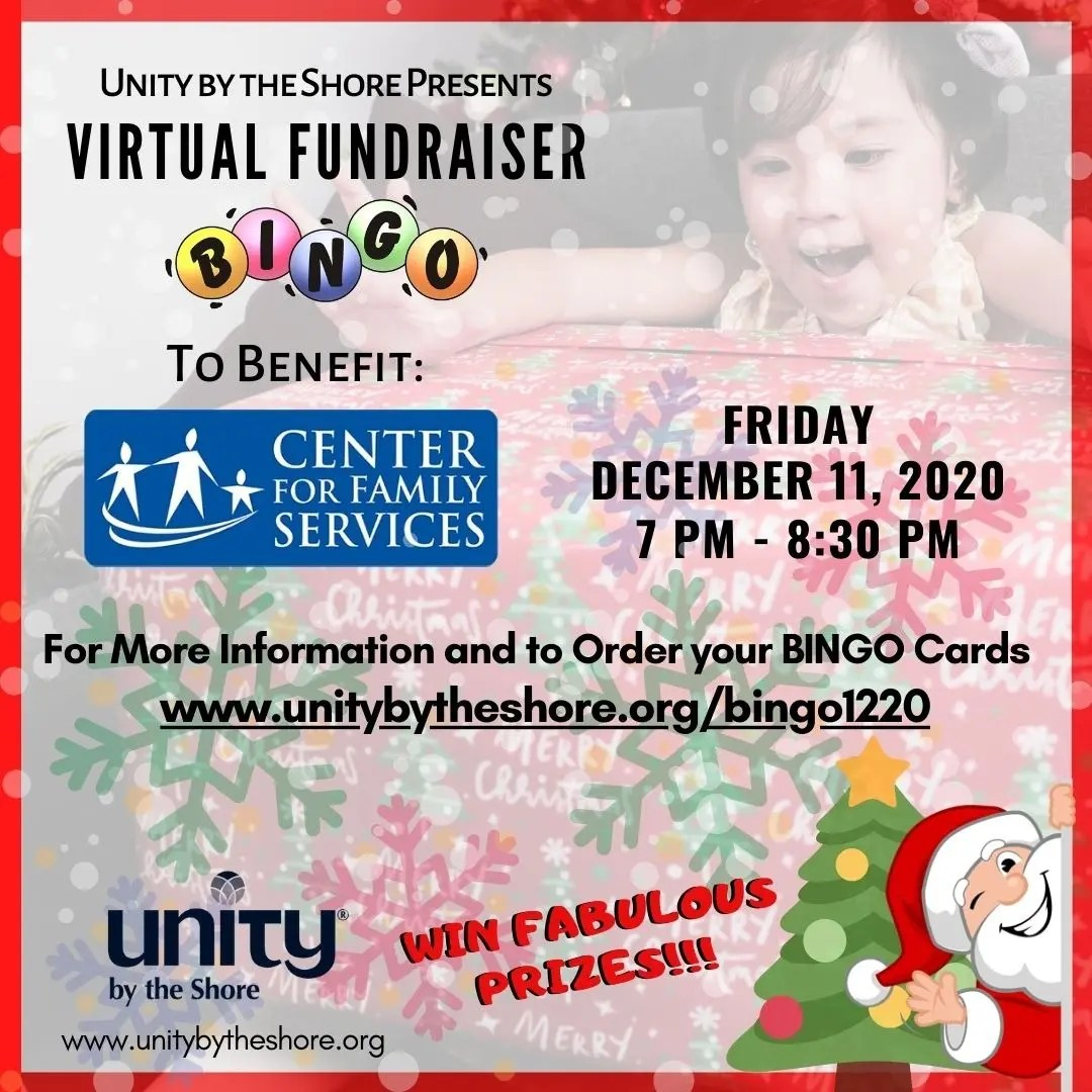 BINGO Fundraiser to raise money for Kids & Teens in Shelter Homes