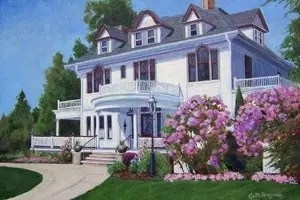 Holiday Open House at the Historic Mathis House Bed & Breakfast