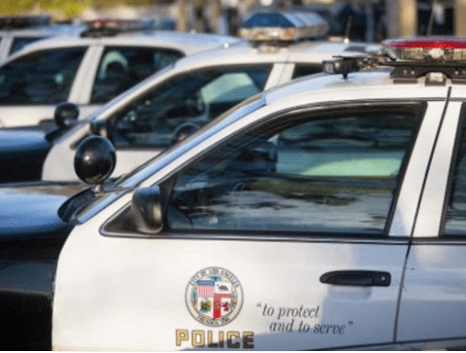 LAPD officers charged with falsifying gang records