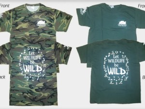 Arlington Animal Services Offering Wild Shirts