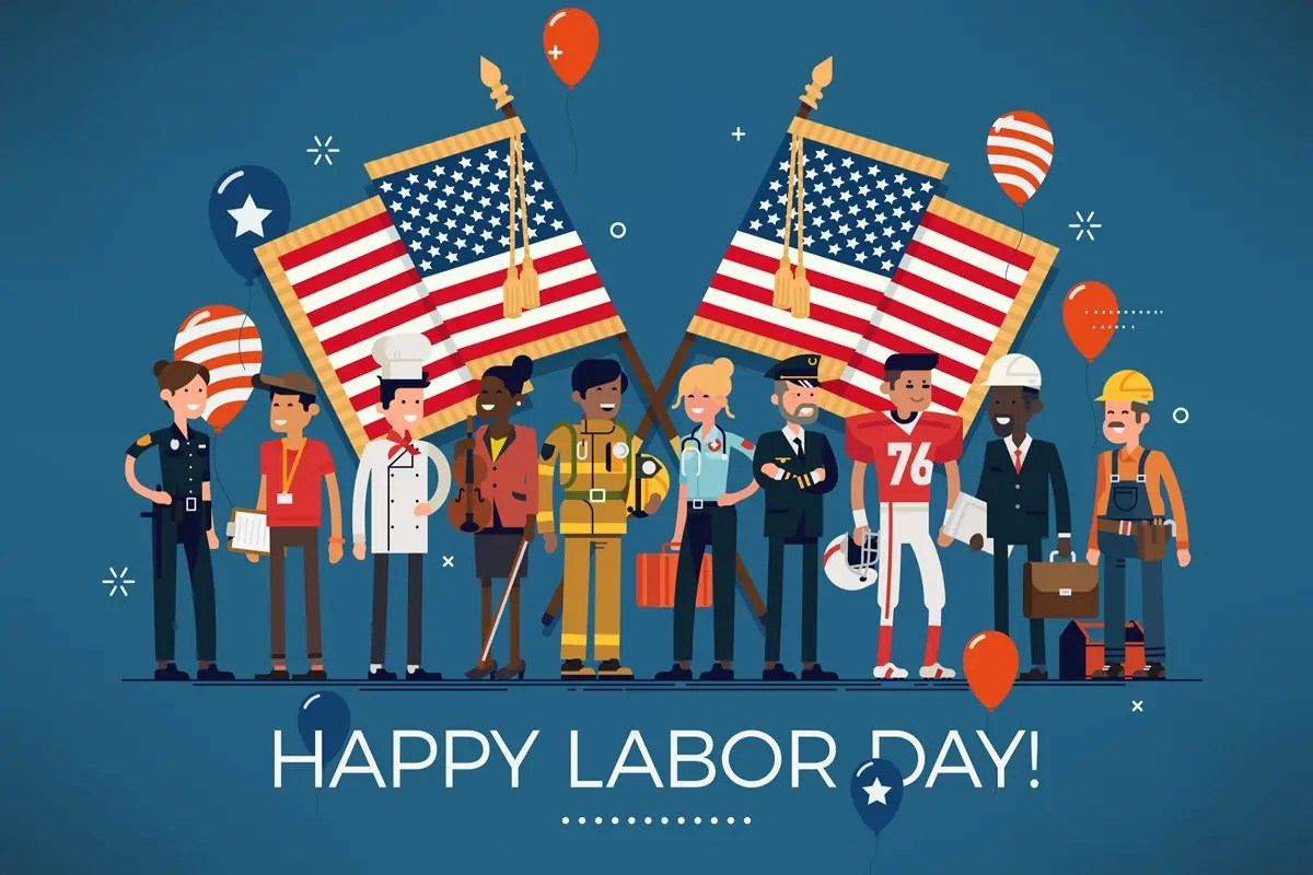 Happiness isn't something that you are born with. Sep 6 | Happy Labor Day 2021 | Middletown, CT Patch