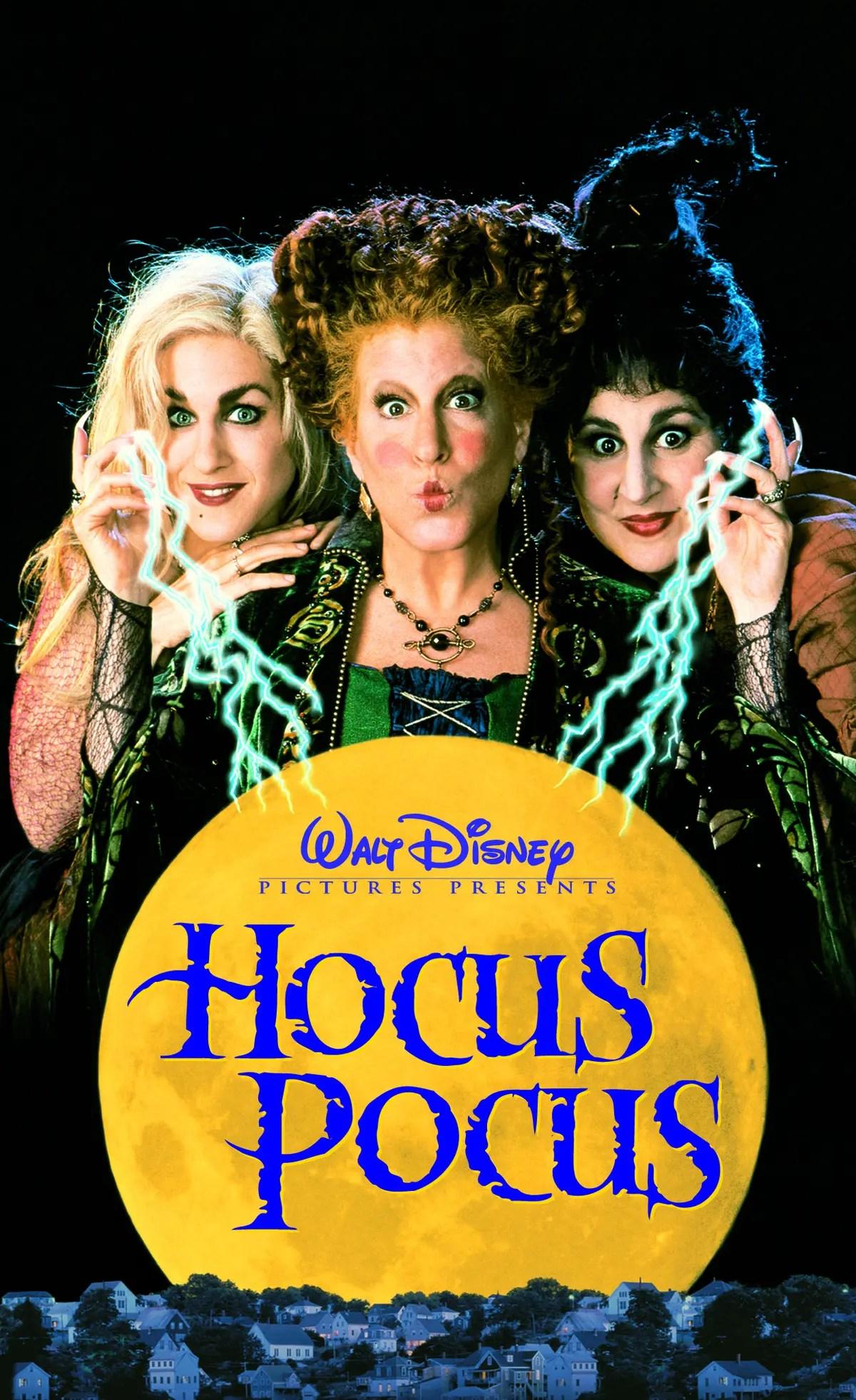 Hocus Pocus Movie Returning To California Theaters San