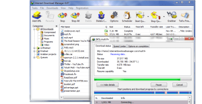 IDM Crack 6.37 Build 9Serial Number Full Patch Free Download 2020