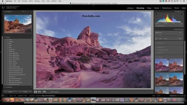 Adobe Photoshop Lightroom Crack 9.1.0.10 CC Classic Full Latest