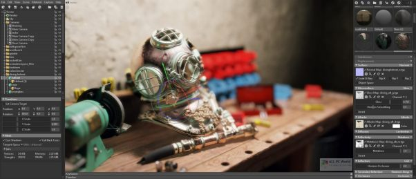 Marmoset Toolbag 4.0 Crack With Full Latest Download 2021