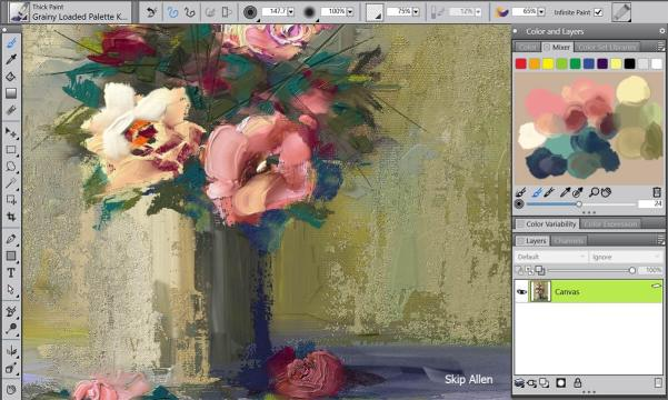 Corel Painter 2020 Full Version for Windows