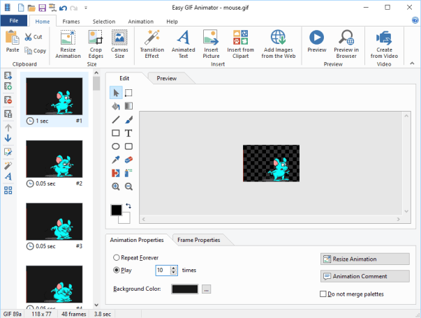Easy GIF Animator License Key + Crack ,