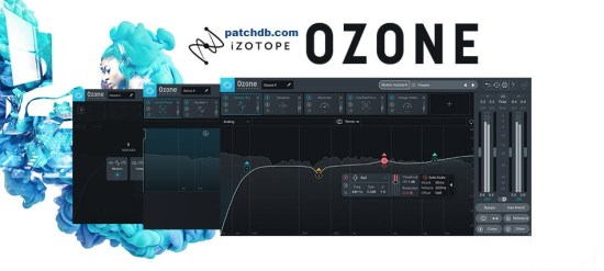 iZotope Ozone Advanced v9.10 Crack + Keygen Free Download 2021